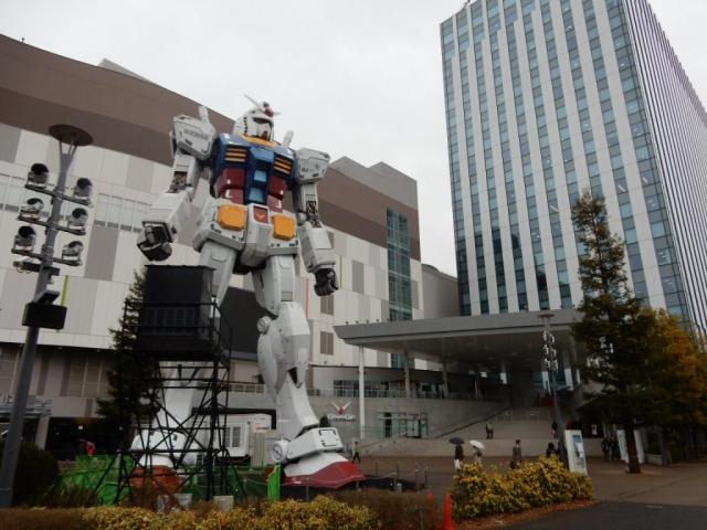 I have no idea what this robot represents